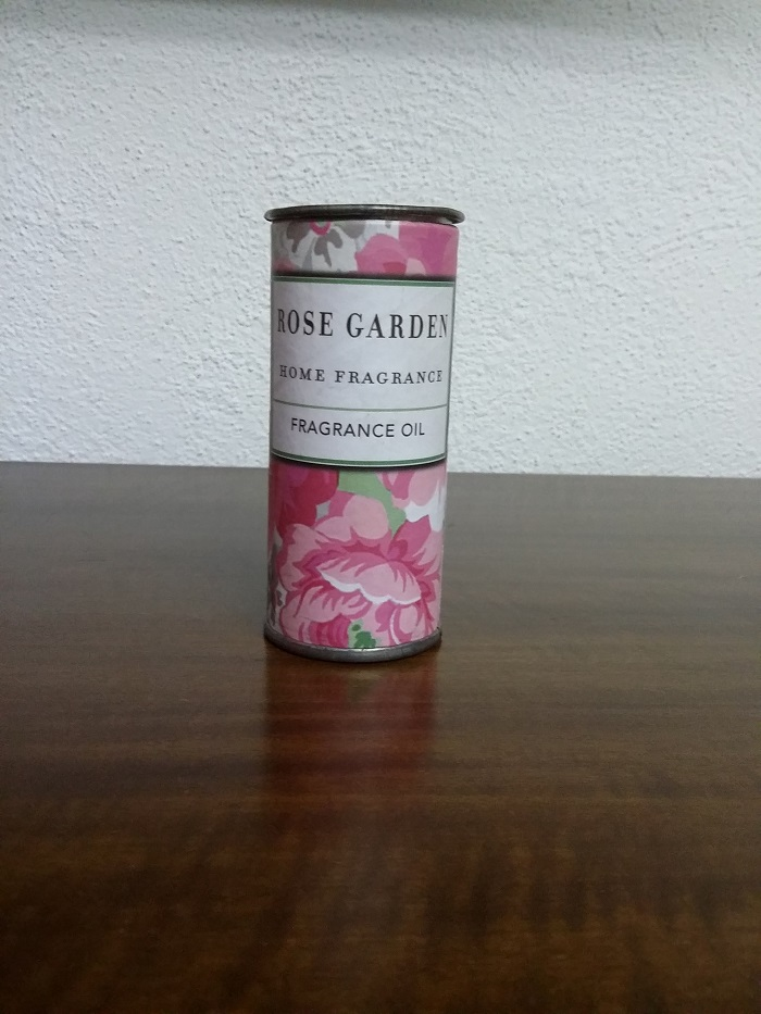 Olio fragranza Rose Garden