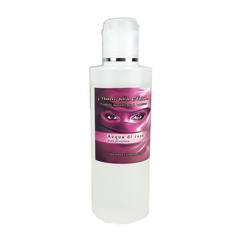 Acqua di rose pura distillata  200 ml