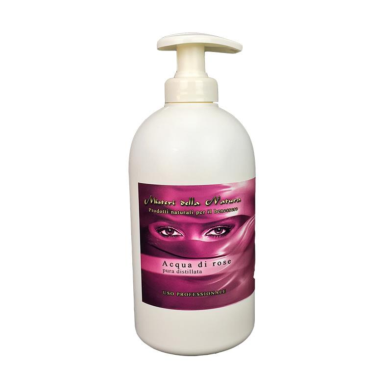 Acqua di rose pura distillata 500 ml