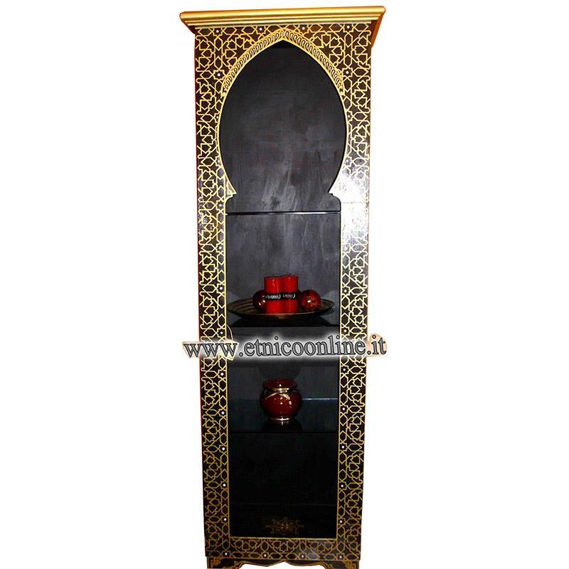 Mobili marocchini in legno articoli e prodotti etnici marocchini ed orientali - Mobili marocchini ...