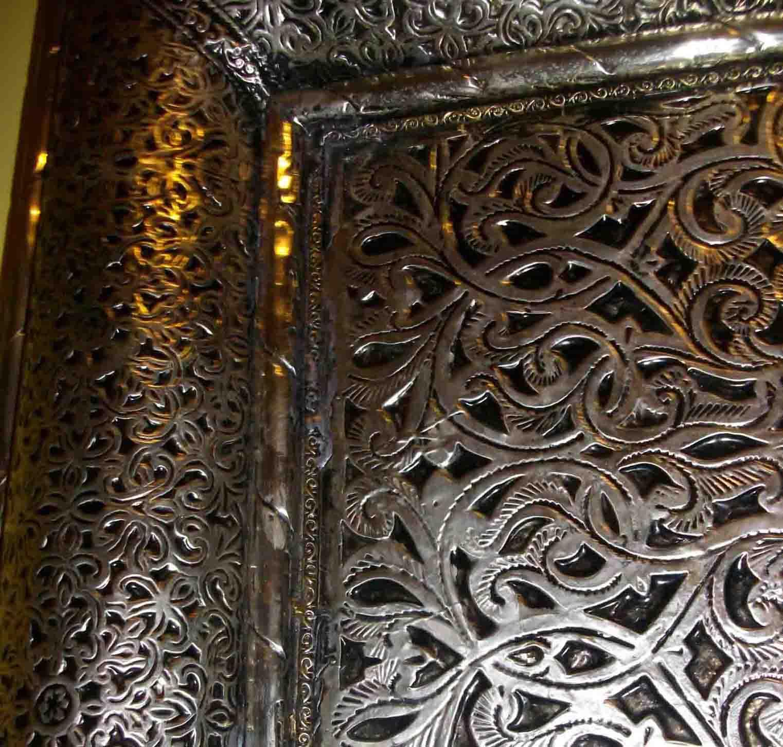Specchio marocco decorazione pareti specchi marocco di artigianato vulcano ecommerce - Mobili marocchini ...