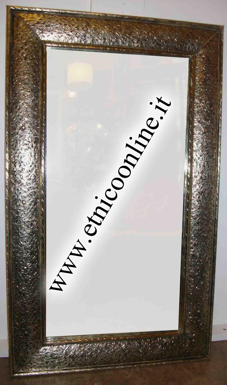 Specchi di decorazione pareti articoli e prodotti etnici ...