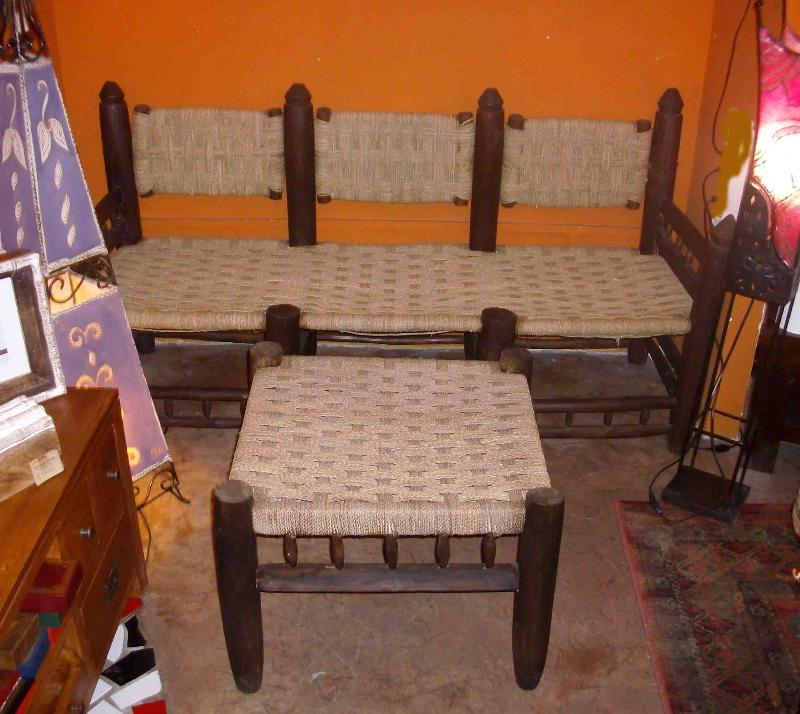 Divanetto marocchino mobili e complementi mobili marocchini in legno di artigianato vulcano - Mobili marocchini ...