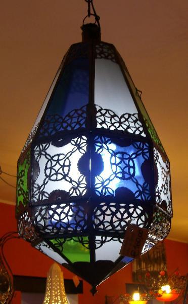 Lanterne Marocchine di Illuminazione articoli e prodotti etnici, marocchini e orientali