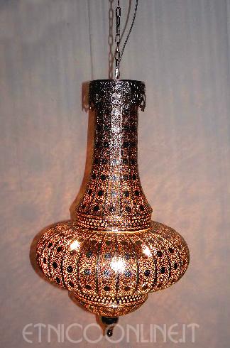 Lampadari di Bijoux articoli e prodotti etnici, marocchini e orientali