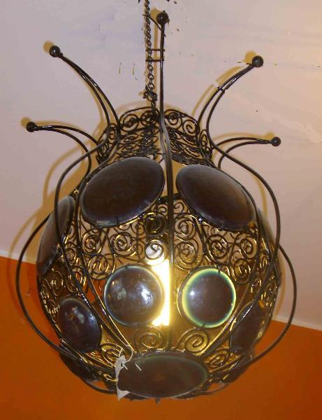 Lampadari marocco decorare la tua casa - Mobili marocchini ...