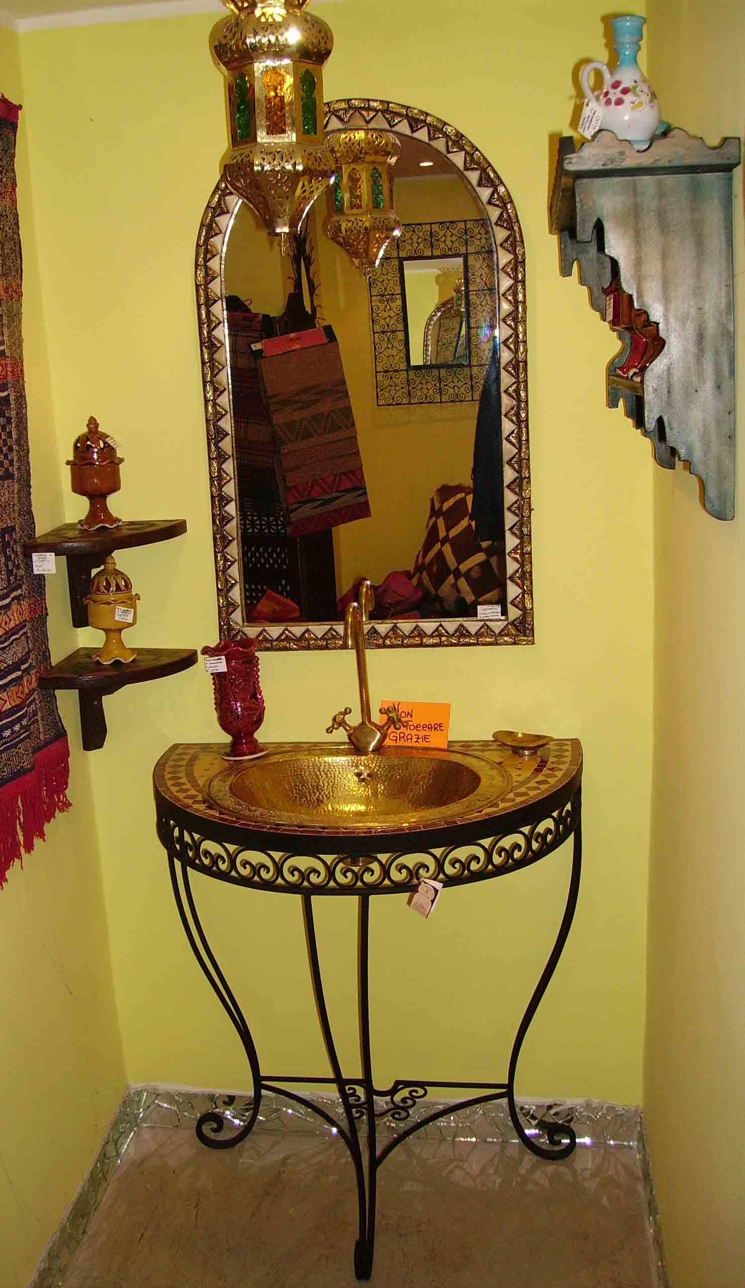 Lampade etniche da parete: creare un angolo bar in stile etnico ...