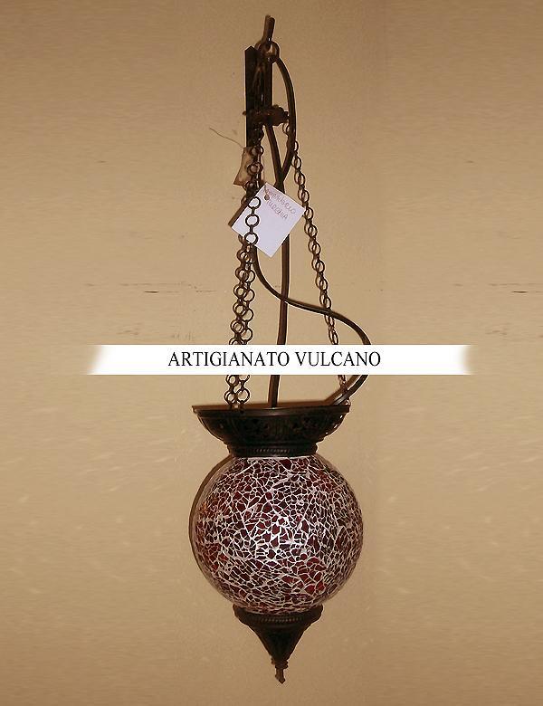 Lampadari di Illuminazione articoli e prodotti etnici, marocchini e orientali -> Lampadari Etnici A Sospensione