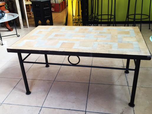 Tavolino marocchino zellige ordina online