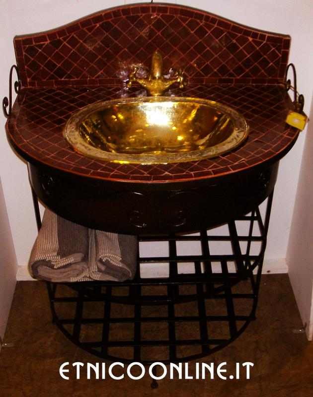 Consolle bagno mobili e complementi arredo bagno di for Complementi di arredo bagno