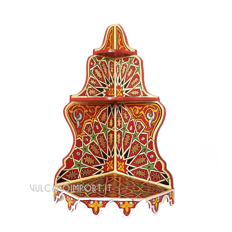 Divano marocchino mobili e complementi mobili marocchini in legno di artigianato vulcano - Mobili marocchini ...