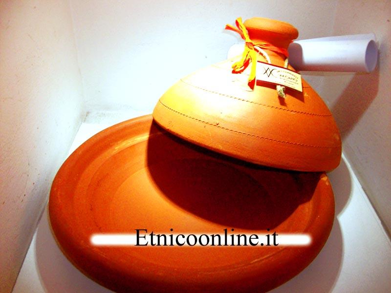 Tajine grezzo oggettistica accessori da cucina di for Oggettistica cucina online