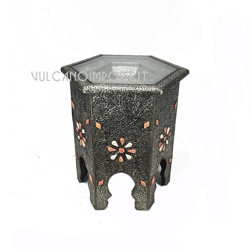 Tavolino marocchino ordina online - Mobili marocchini ...